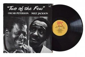 Oscar Peterson / Milt Jackson / Two Of The Few / オスカー・ピーターソン / ミルト・ジャクソン