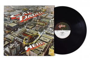 Cal Tjader / Here / カル・ジェイダー