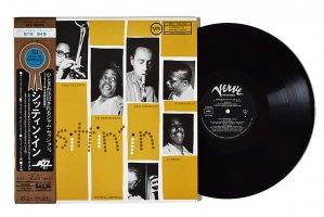 Dizzy Gillespie, Stan Getz, Coleman Hawkins And Paul Gonsalves / Sittin' In / ディジー・ガレスピー