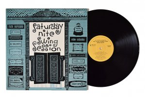 Various / Saturday Night Swing Session / Fats Navarro / Roy Eldridge 他