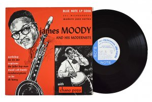 James Moody And His Modernists With Chano Pozo / ジェイムス・ムーディ