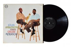 Louis Armstrong Meets Oscar Peterson / ルイ・アームストロング / オスカー・ピーターソン