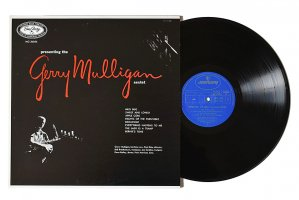 Gerry Mulligan / Presenting The Gerry Mulligan Sextet / ジェリー・マリガン