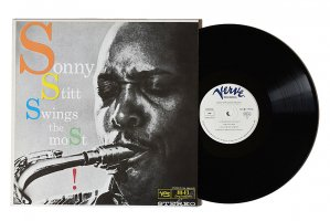 Sonny Stitt Swings The Most / ソニー・スティット