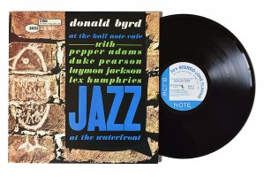 Donald Byrd / At The Half Note Cafe Vol.1 / ドナルド・バード