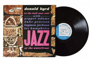 Donald Byrd / At The Half Note Cafe Vol.2 / ドナルド・バード