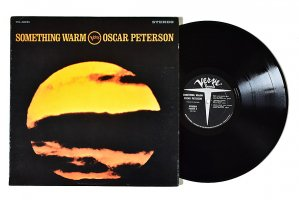 Oscar Peterson / Something Warm / オスカー・ピーターソン