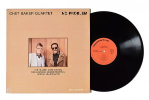 Chet Baker Quartet / No Problem / チェット・ベイカー
