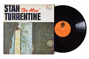 Stanley Turrentine / Stan The Man Turrentine / スタンリー・タレンタイン