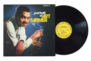 Art Farmer / Portrait Of Art Farmer / アート・ファーマー