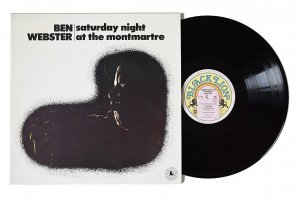 Ben Webster / Saturday Night At The Montmartre / ベン・ウェブスター