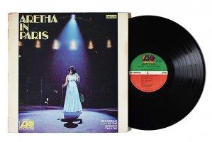 Aretha Franklin / Aretha In Paris / アレサ・フランクリン