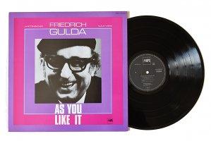 Friedrich Gulda / As You Like It / フリードリヒ・グルダ