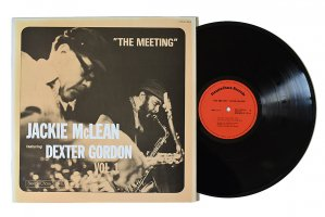 Jackie McLean Featuring Dexter Gordon / The Meeting Vol.1 / ジャッキー・マクリーン, デクスター・ゴードン