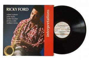 Ricky Ford / Interpretations / リッキー・フォード
