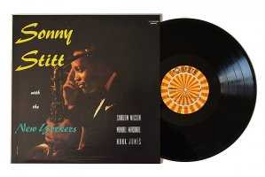 Sonny Stitt With The New Yorkers / ソニー・スティット