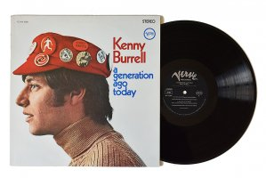Kenny Burrell / A Generation Ago Today / ケニー・バレル
