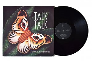 Talk Talk / Living In Another World / トーク・トーク
