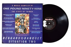 Various / One Pound Ninety-Nine / A Music Sampler Of The State Of Things