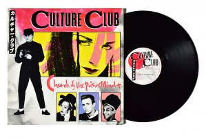 Culture Club / Church Of The Poison Mind / カルチャー・クラブ