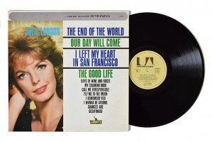 Julie London / The End Of The World / ジュリー・ロンドン