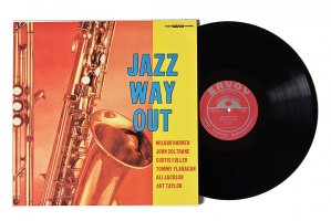 Wilbur Harden / Jazz Way Out / ウィルバー・ハーデン