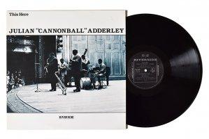 Julian Cannonball Adderley / This Here / キャノンボール・アダレイ