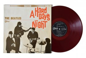 The Beatles / A Hard Day's Night / ビートルズ