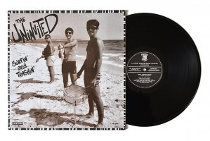 The Uninvited / Surfin' And Trashin' / ザ・アンインバイテッド