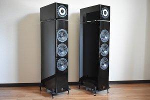 Vienna Acoustics LISZT BLK