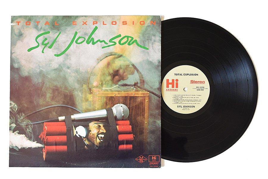 Syl Johnson / Total Explosion 中古 レコード | ウララカオーディオ