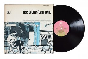 Eric Dolphy / Last Date / エリック・ドルフィー