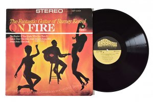 Barney Kessel / On Fire / バーニー・ケッセル