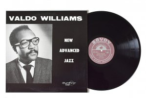 Valdo Williams / New Advanced Jazz / バルドー・ウィリアムス