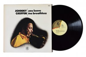 Johnny Griffin / You Leave Me Breathless / ジョニー・グリフィン