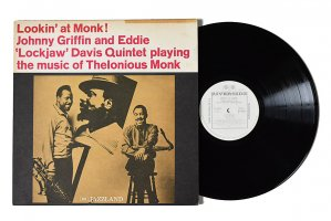 Johnny Griffin And Eddie Lockjaw Davis Quintet / Lookin' At Monk / ジョニー・グリフィン