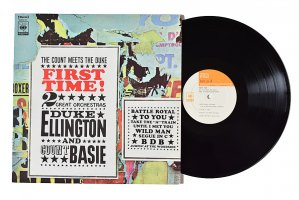 Duke Ellington / First Time / The Duke Meets The Count / デューク・エリントン