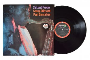 Sonny Stitt And Paul Gonsalves / Salt And Pepper / ソニー・スティット / ポール・ゴンザルヴェス