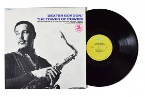 Dexter Gordon / The Tower Of Power! / デクスター・ゴードン