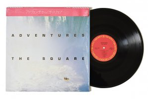 The Square / Adventures / ザ・スクエア