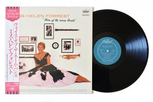 Miss Helen Forrest / Voice Of The Name Bands / ミス・ヘレン・フォレスト