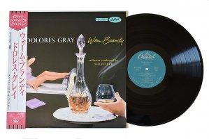 Dolores Gray / Warm Brandy / ドロレス・グレイ