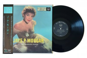 Jaye P. Morgan With Hugo Winterhalter's Orchestra / J・P・モーガン