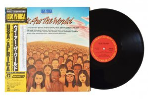 USA For Africa / We Are The World / ウィー・アー・ザ・ワールド