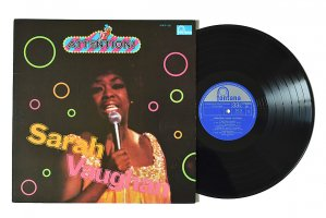 Sarah Vaughan / Attention ! / サラ・ヴォーン