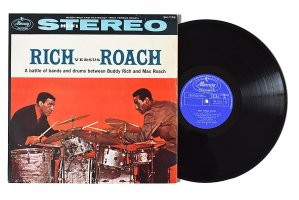 Buddy Rich And Max Roach / Rich Versus Roach / バディ・リッチ & マックス・ローチ