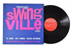 The Swingville All-Stars / Rockin' In Rhythm / Al Sears / Taft Jordan / Hilton Jefferson