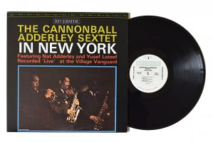 The Cannonball Adderley Sextet / In New York / キャノンボール・アダレイ