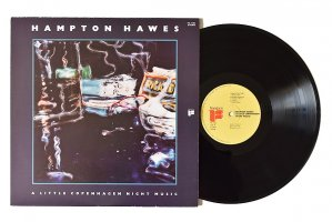 Hampton Hawes / A Little Copenhagen Night Music / ハンプトン・ホーズ