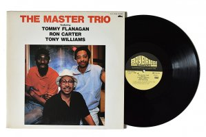 The Master Trio featuring Tommy Flanagan, Ron Carter, Tony Williams / ザ・マスター・トリオ